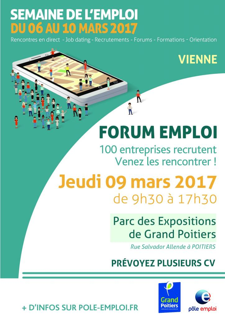 formation pole emploi poitiers